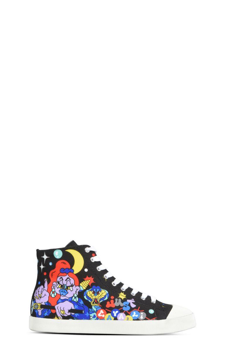 JUST CAVALLI Graffiti Sneakers Sneakers U f