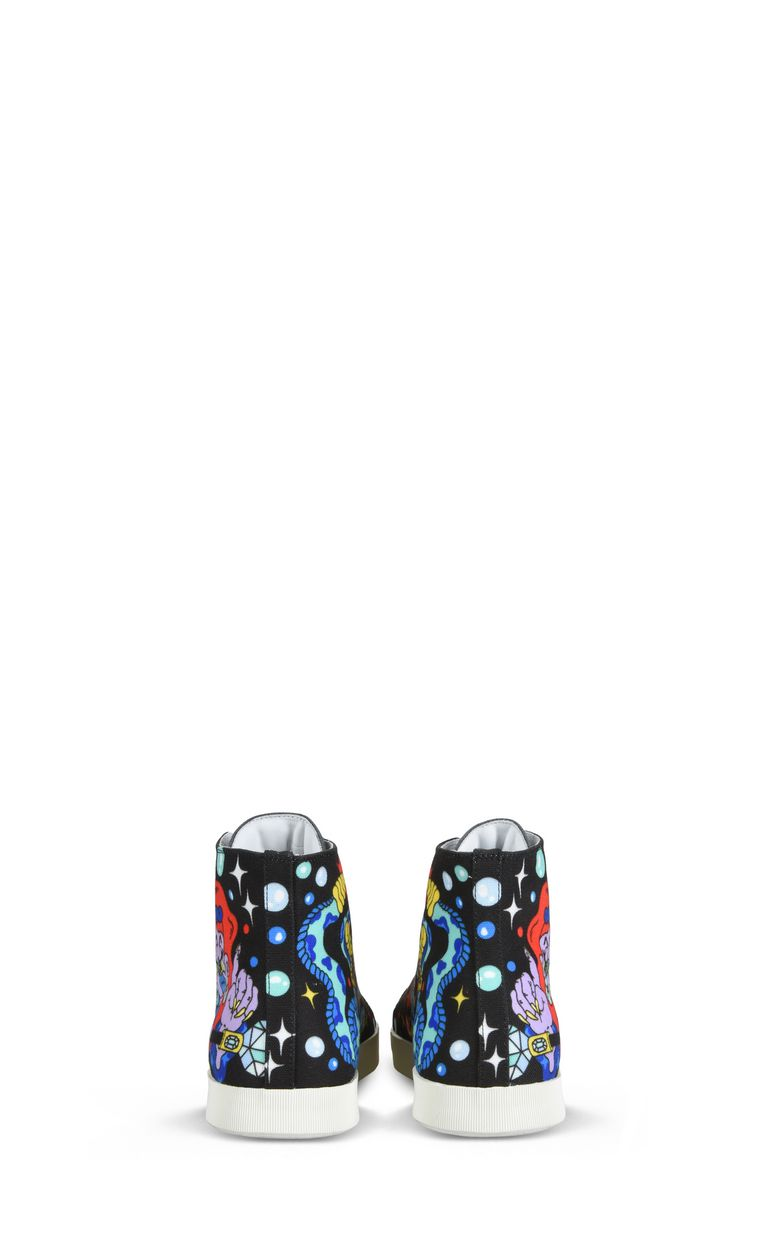JUST CAVALLI Graffiti Sneakers Sneakers D d