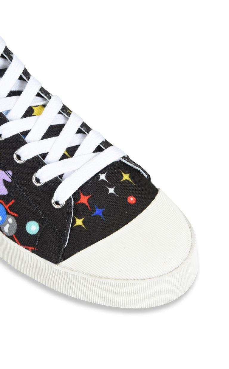 JUST CAVALLI Graffiti Sneakers Sneakers D e