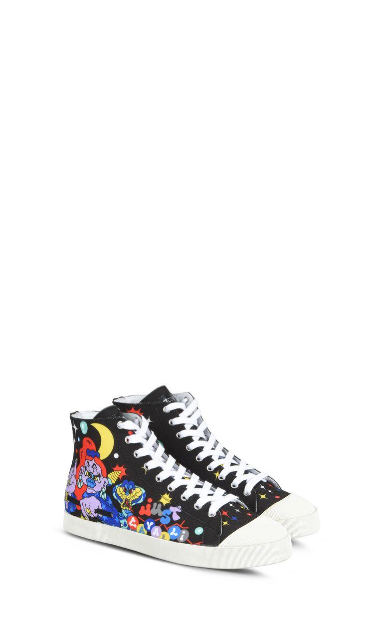 JUST CAVALLI Graffiti Sneakers Sneakers D r