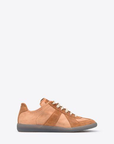 MAISON MARGIELA Sneakers U Sneakers «Replica» en cuir de veau f