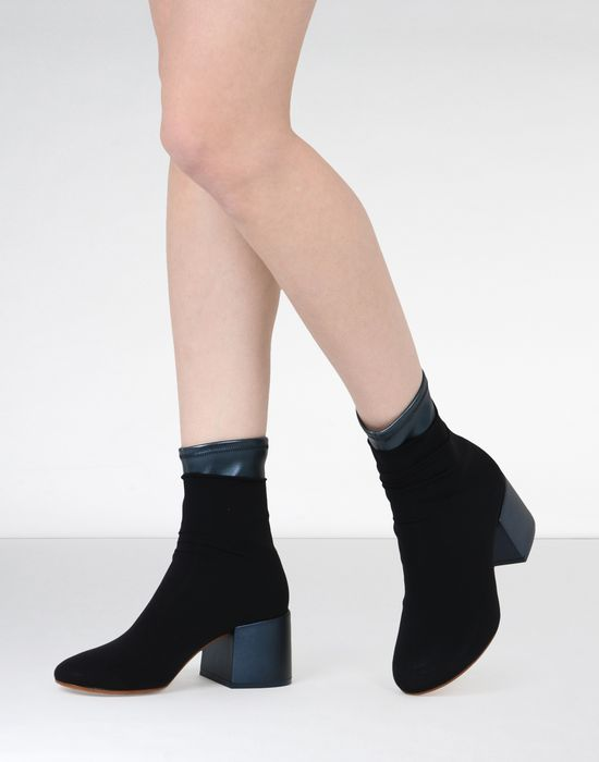 MM6 MAISON MARGIELA Heeled sock boots