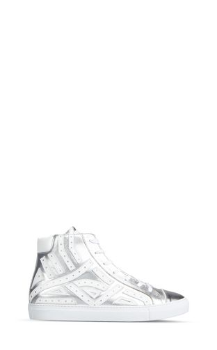JUST CAVALLI Sandals Man Zig-zag slip-ons f