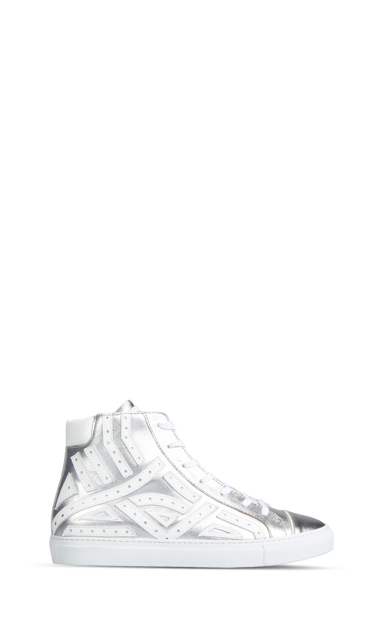 "JUST CAVALLI Sneaker alta ""Serpentine""  Sneakers [*** pickupInStoreShippingNotGuaranteed_info ***] f"
