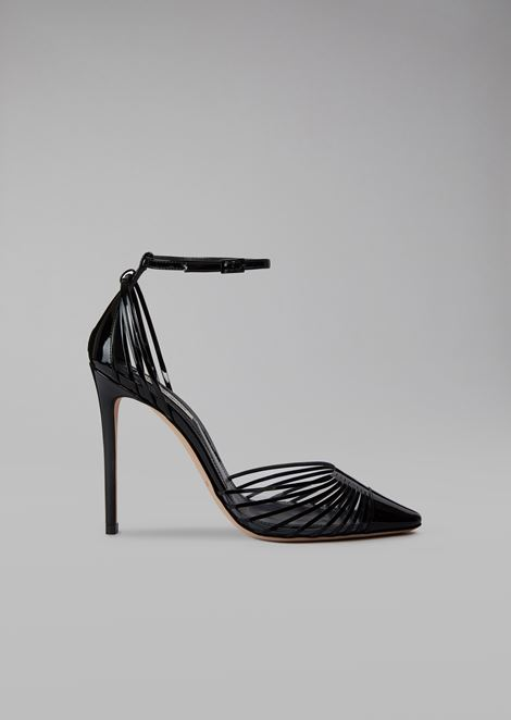 Pumps Flats With Plissé Design