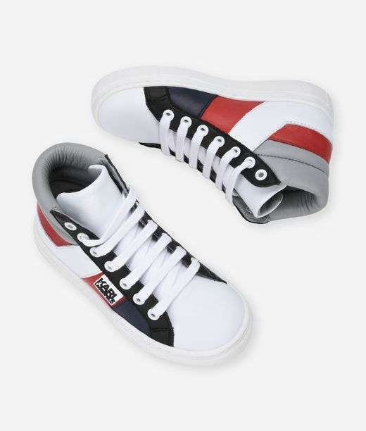 KARL LAGERFELD High top sneaker 12_f