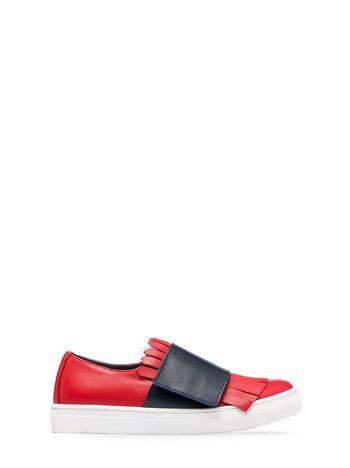 Marni Sneakers in vitello Uomo