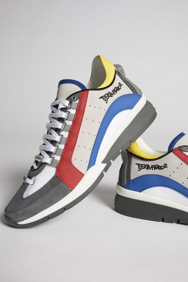 DSQUARED2 Sneaker Homme SNM000313220001M635 b