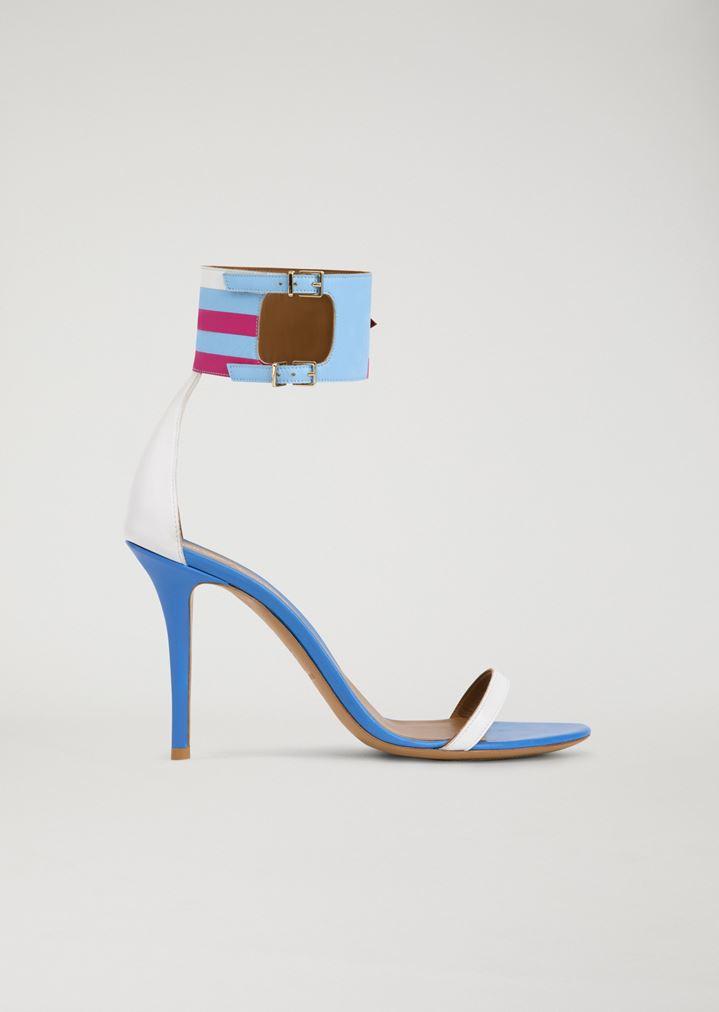 moda più desiderabile vendita a buon mercato nel Regno Unito presa all'ingrosso Sandali con tacco e fascia alla caviglia   Donna   Emporio ...