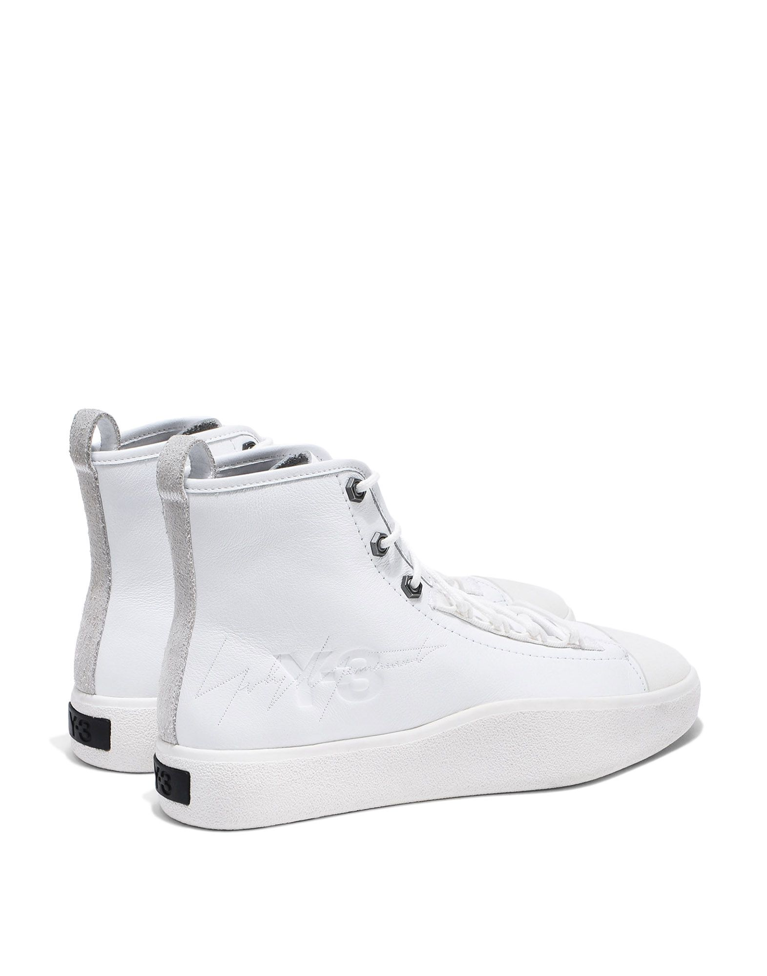 Y-3 Y-3 Bashyo II High-top sneakers E c