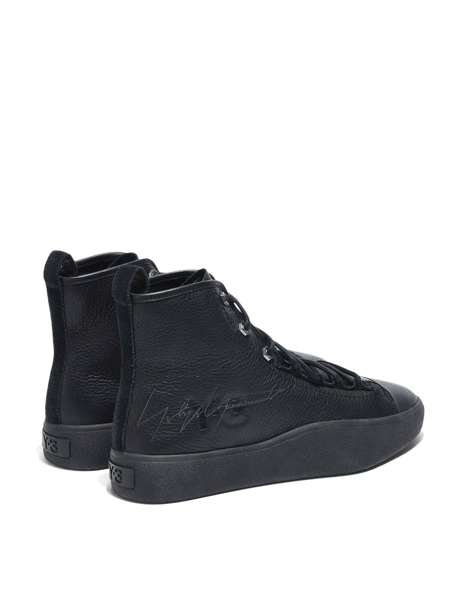 Y-3 Y-3 Bashyo II High-top sneakers E c