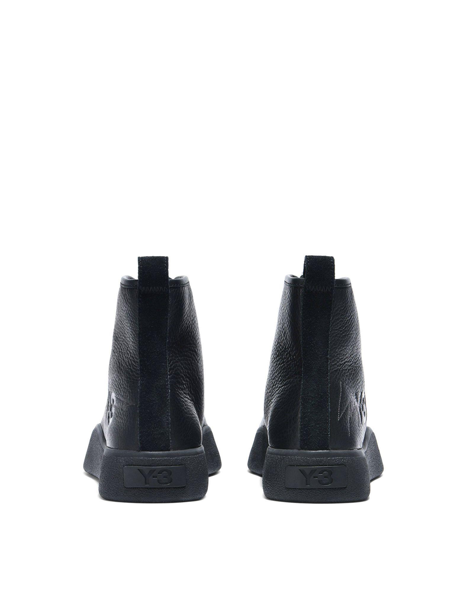 Y-3 Y-3 Bashyo II High-top sneakers E e
