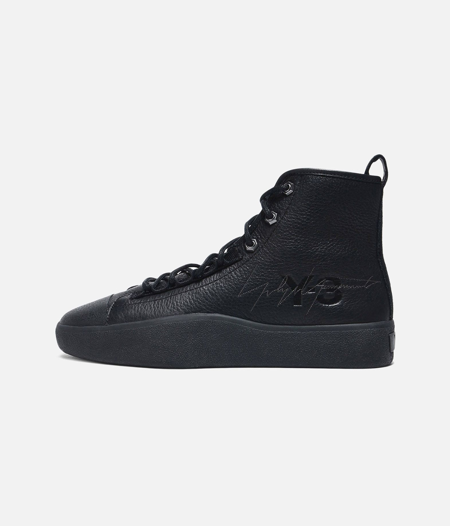 49359cdba ... Y-3 Y-3 Bashyo II High-top sneakers E f ...