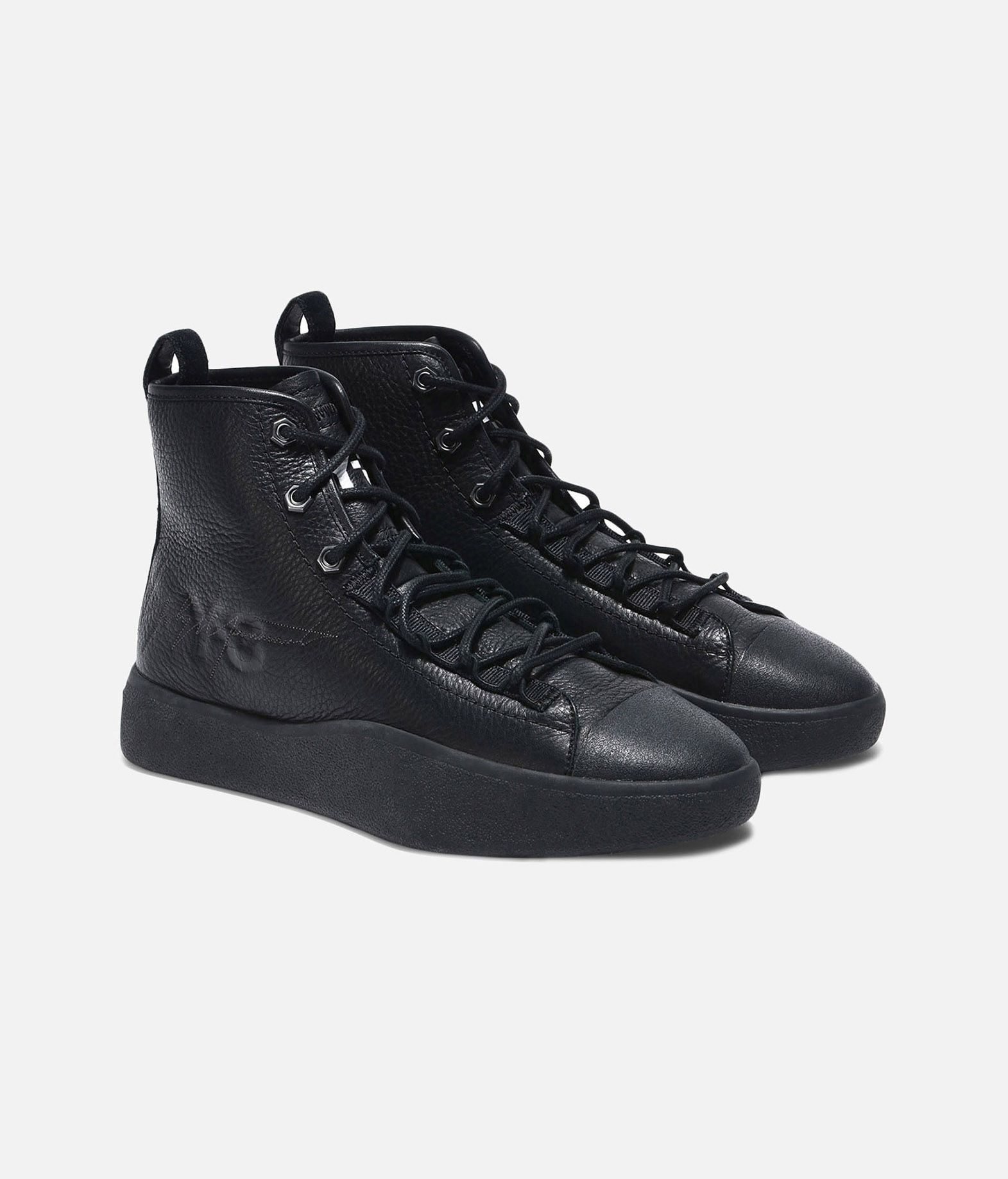 61e1365f4c5a2 ... Y-3 Y-3 Bashyo II High-top sneakers E r ...