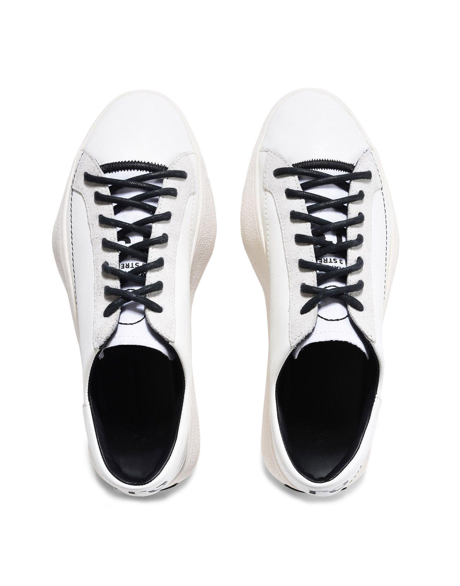 Y-3 Y-3 Tangutsu Lace Sneakers E d