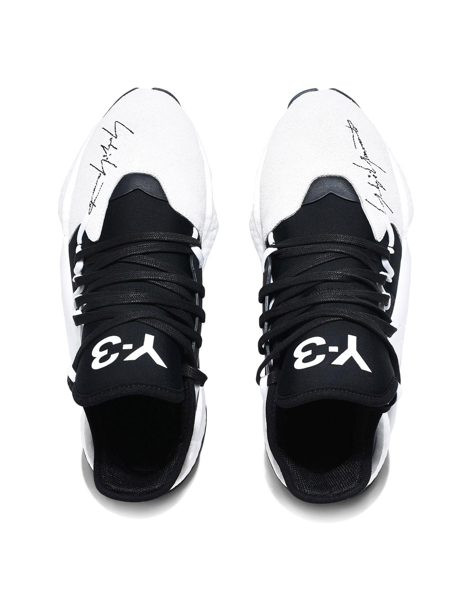 Y-3 BYW B-Ball SHOES unisex Y-3 adidas