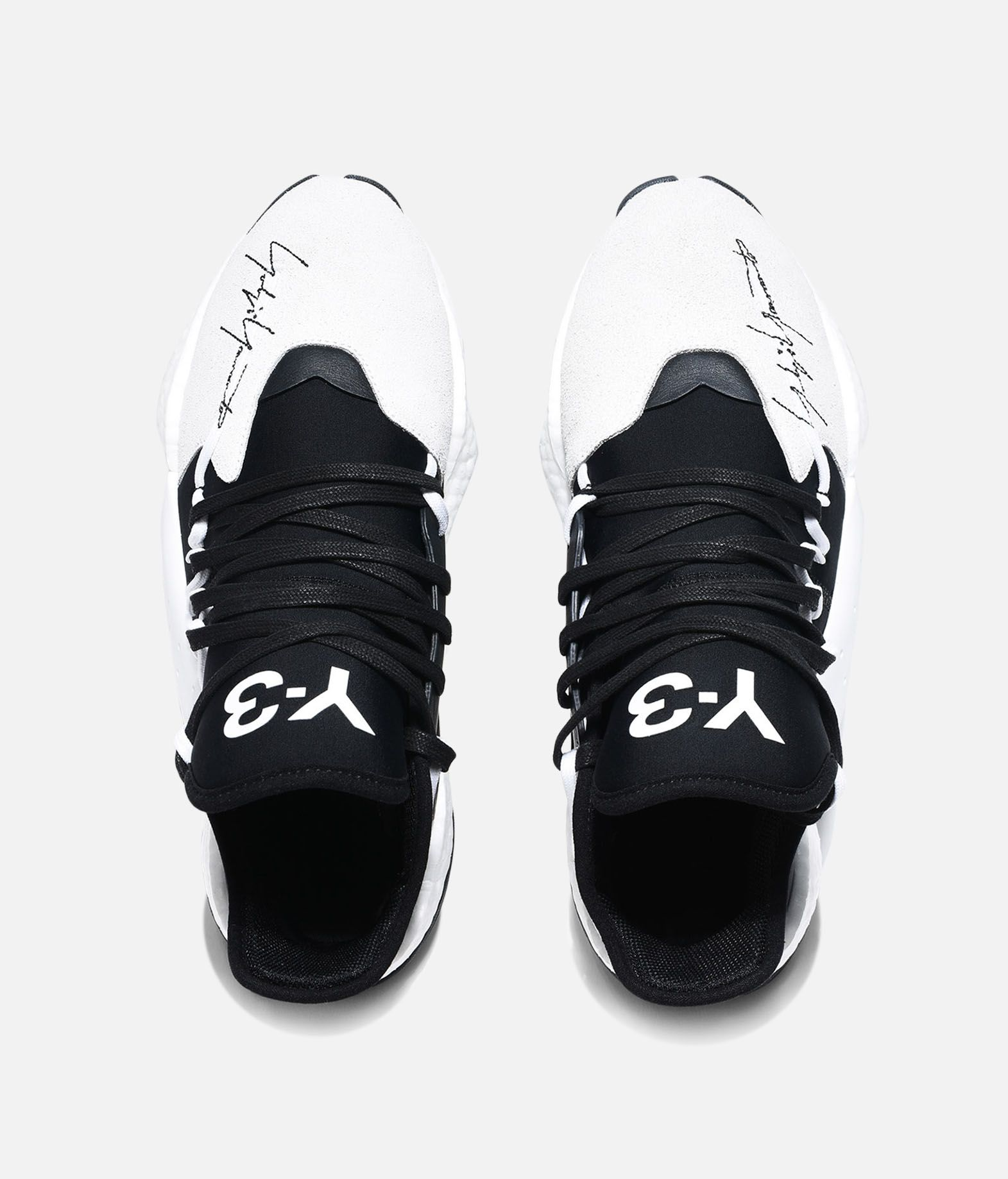 Y-3 Y-3 BYW B-Ball Sneakers E d