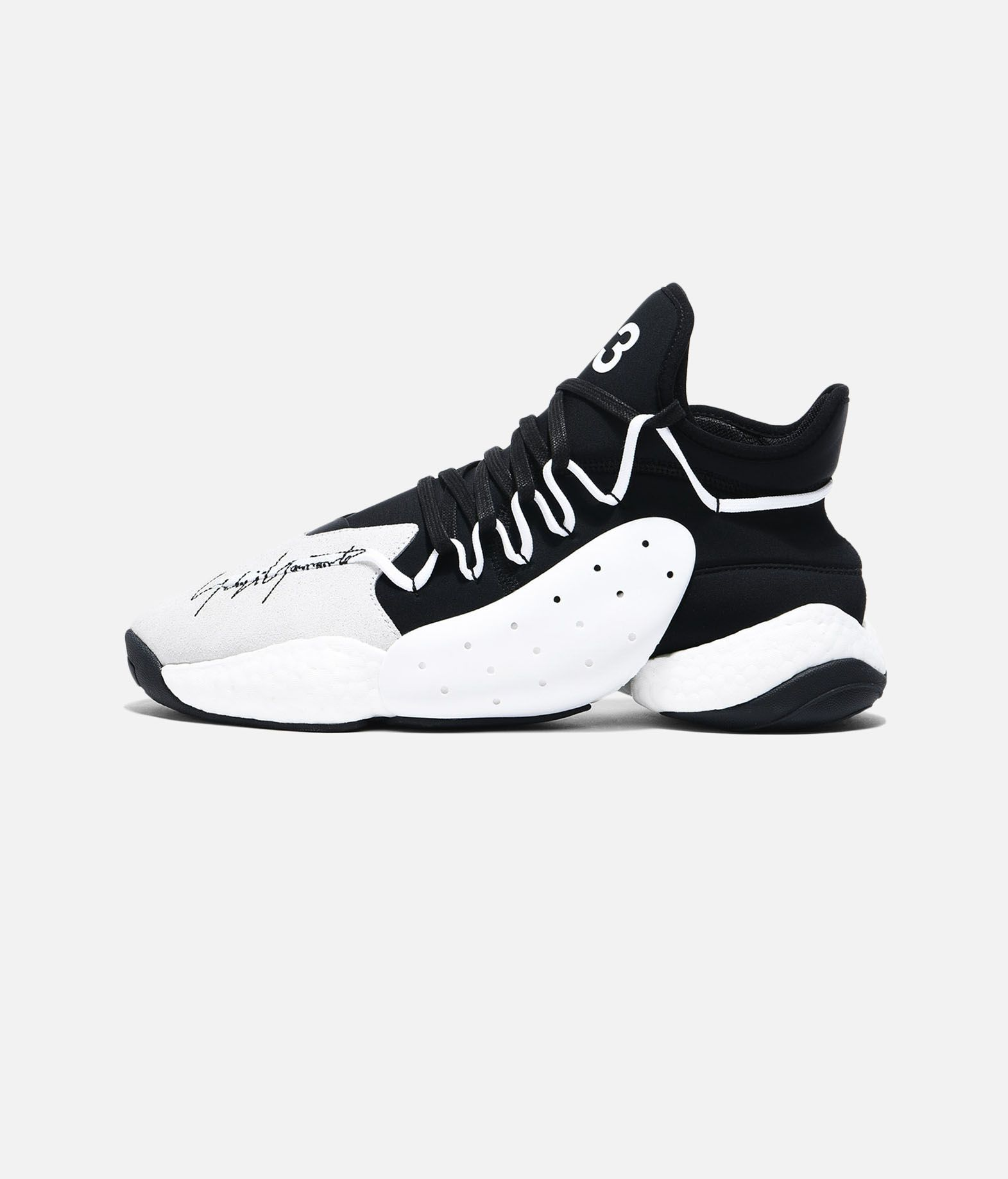 Y-3 Y-3 BYW B-Ball Sneakers E f