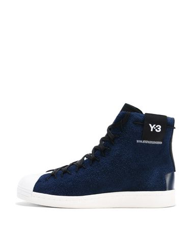 Y-3 Super High Shoes man Y-3 adidas