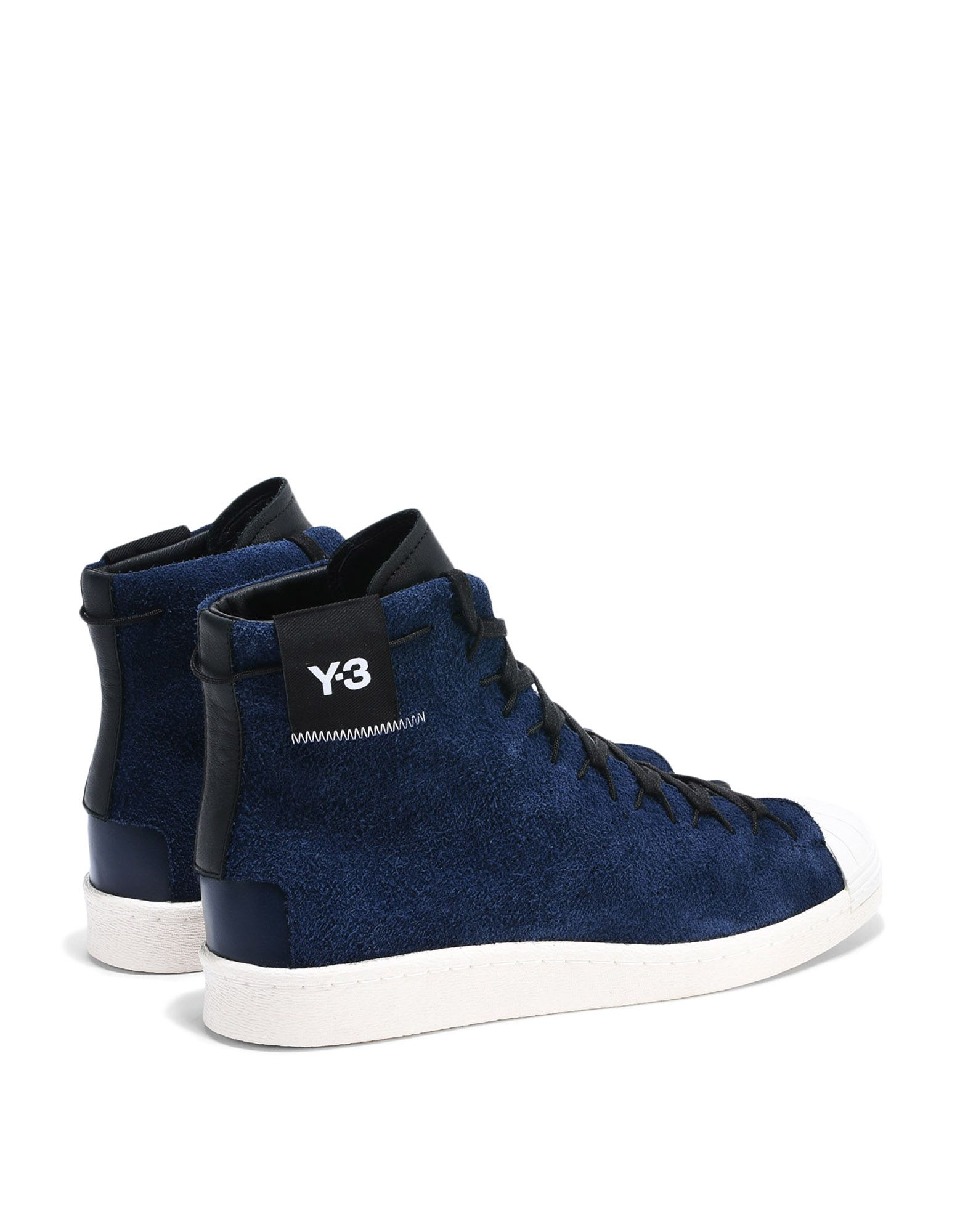 Y-3 Y-3 Super High High-top sneakers E c