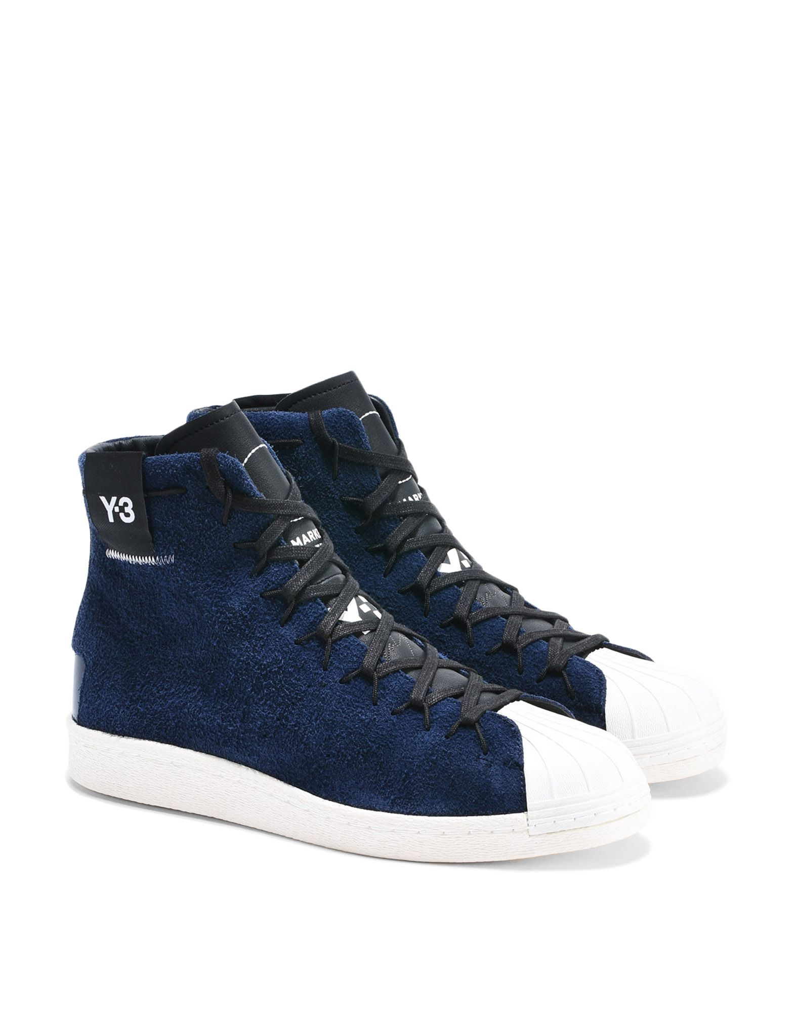 Y-3 Y-3 Super High High-top sneakers E r