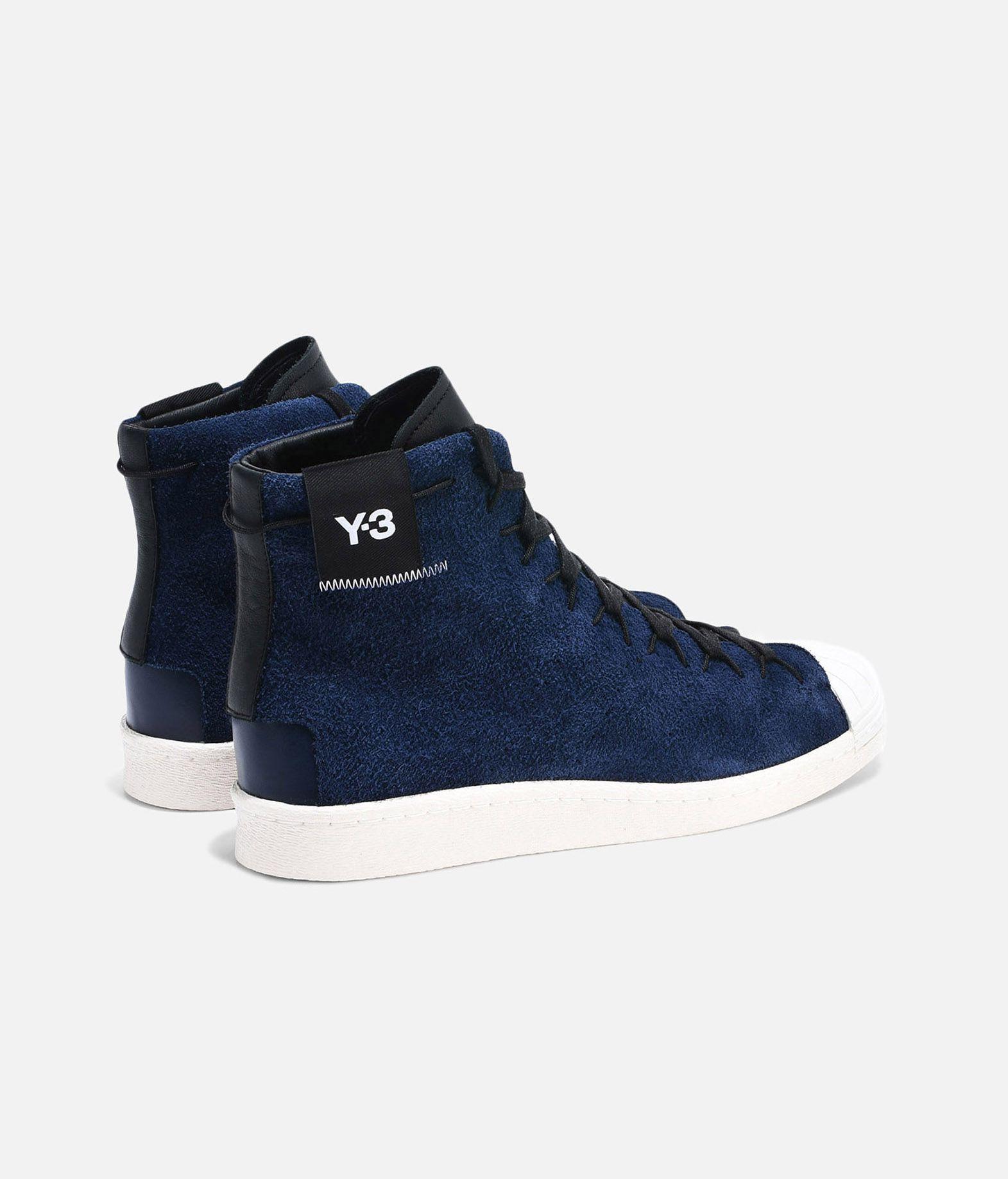 Y-3 Y-3 Super High High-top sneakers E c