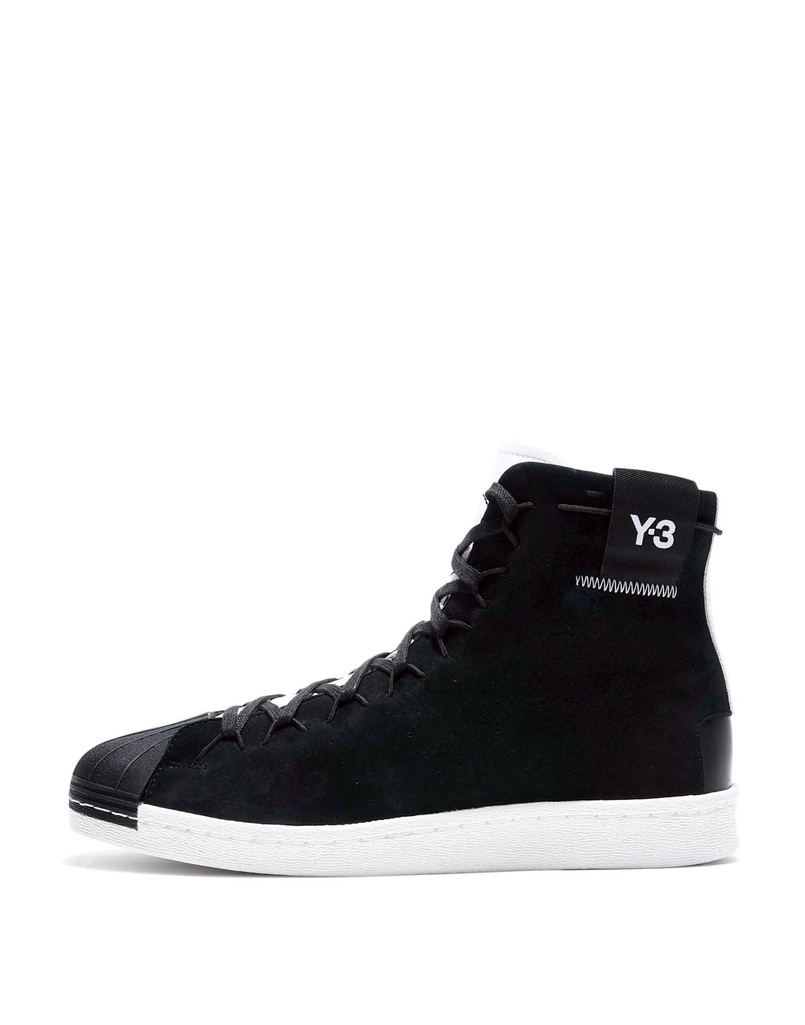 Y-3 Y-3 Super High High-top sneakers E f
