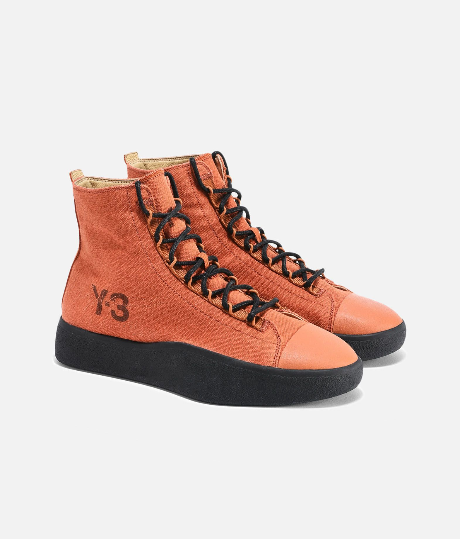 Y-3 Y-3 Bashyo II High-top sneakers E r