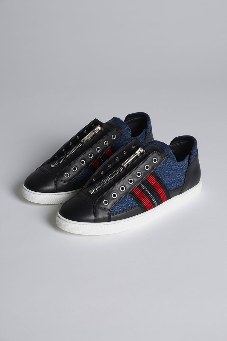 DSQUARED2 50's Rock Asylum Sneakers Sneaker Man