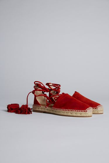 DSQUARED2 Espadrilles Woman ESW0006101000013085 b