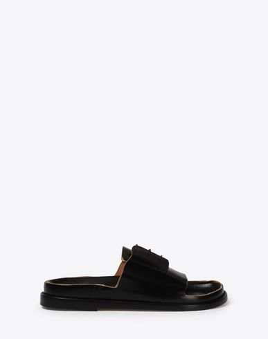 MAISON MARGIELA Sandals U Cut-out Oxford sandals f