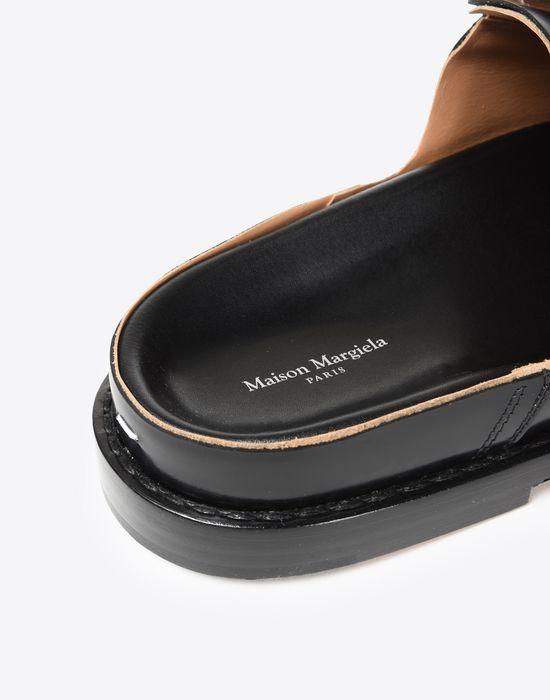 MAISON MARGIELA Cut-out Oxford sandals Sandals [*** pickupInStoreShippingNotGuaranteed_info ***] a
