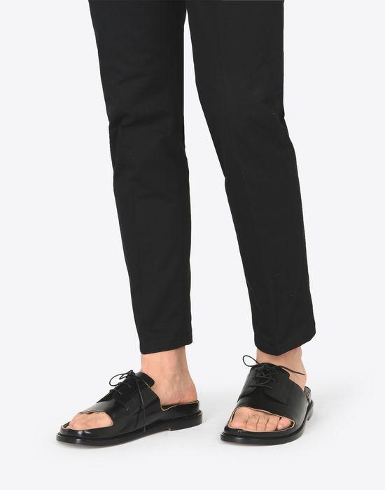 MAISON MARGIELA Cut-out Oxford sandals Sandals [*** pickupInStoreShippingNotGuaranteed_info ***] b