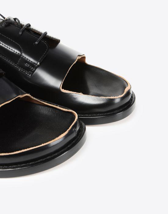 MAISON MARGIELA Cut-out Oxford sandals Sandals [*** pickupInStoreShippingNotGuaranteed_info ***] e