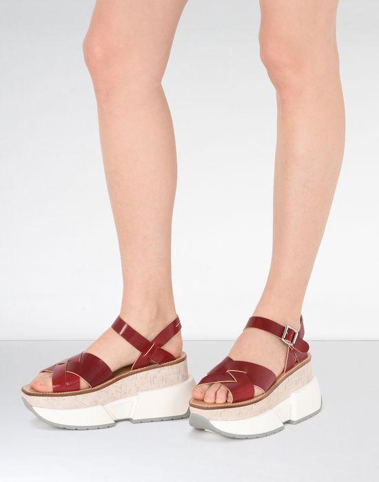 a0f9a936fb5 MM6 MAISON MARGIELA Platform sneaker-sandals Sandals       pickupInStoreShipping info
