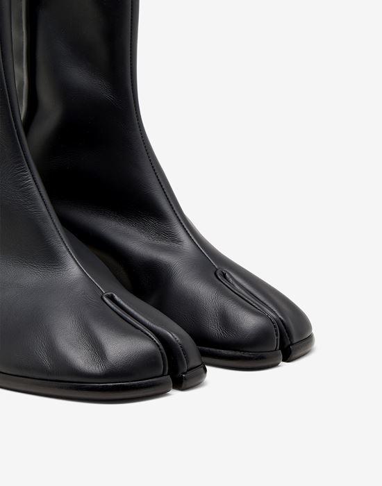 MAISON MARGIELA Painted calfskin Tabi boots Tabi boots [*** pickupInStoreShippingNotGuaranteed_info ***] a