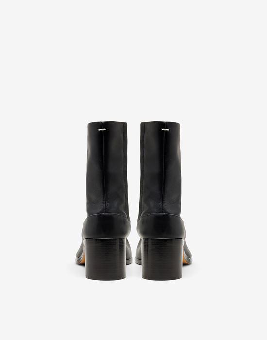 MAISON MARGIELA Painted calfskin Tabi boots Tabi boots [*** pickupInStoreShippingNotGuaranteed_info ***] d