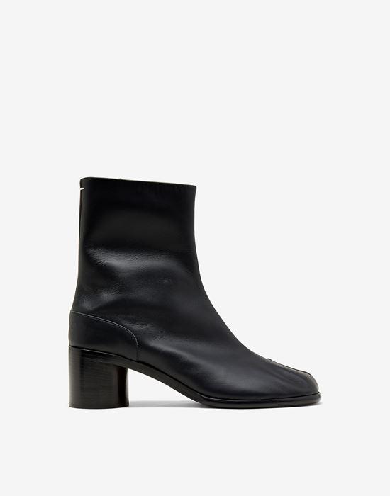 MAISON MARGIELA Painted calfskin Tabi boots Tabi boots [*** pickupInStoreShippingNotGuaranteed_info ***] f
