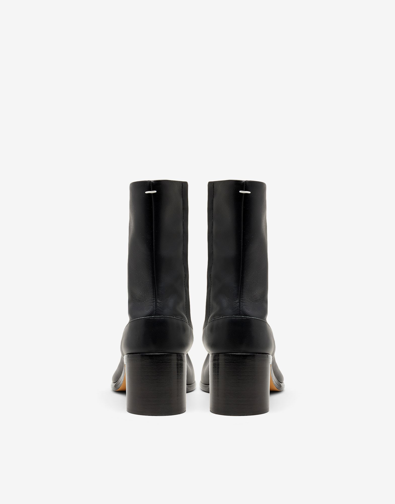 MAISON MARGIELA Painted calfskin Tabi boots Tabi boots & Ankle boots Man d