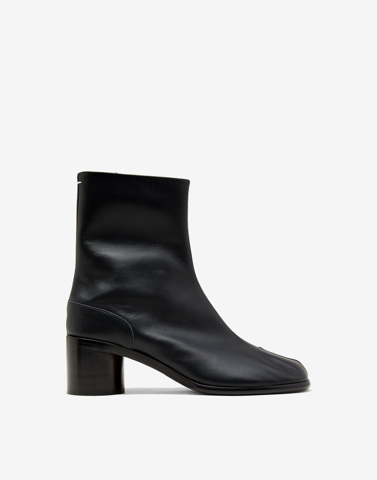MAISON MARGIELA Painted calfskin Tabi boots Tabi boots & Ankle boots Man f