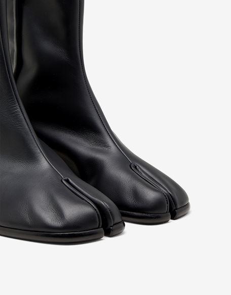 MAISON MARGIELA Painted calfskin Tabi boots Tabi boots Man a