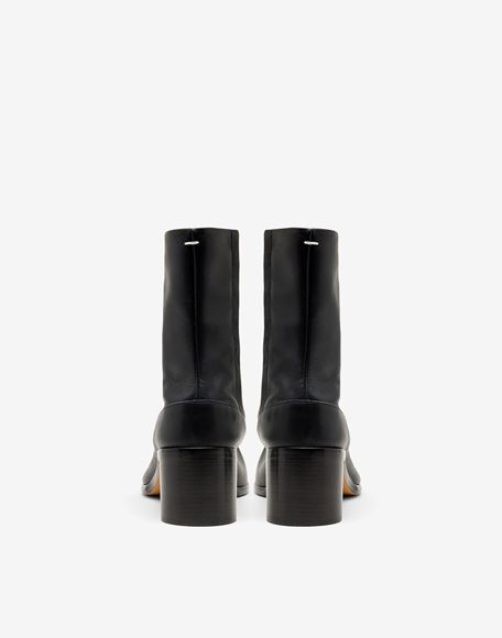 MAISON MARGIELA Painted calfskin Tabi boots Tabi boots Man d
