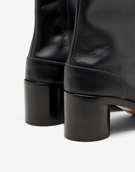 MAISON MARGIELA Painted calfskin Tabi boots Tabi boots & Ankle boots Man e