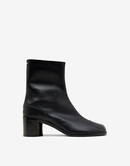 MAISON MARGIELA Painted calfskin Tabi boots Tabi boots Man f