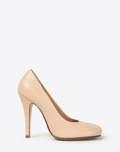 MAISON MARGIELA Tabi stiletto pump Closed-toe slip-ons D f