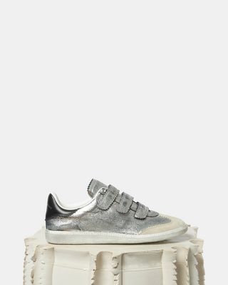 ISABEL MARANT SNEAKERS Man BETHY trainers  d