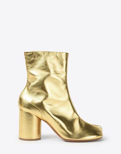 MAISON MARGIELA Calfskin Tabi boots Tabi boots D f