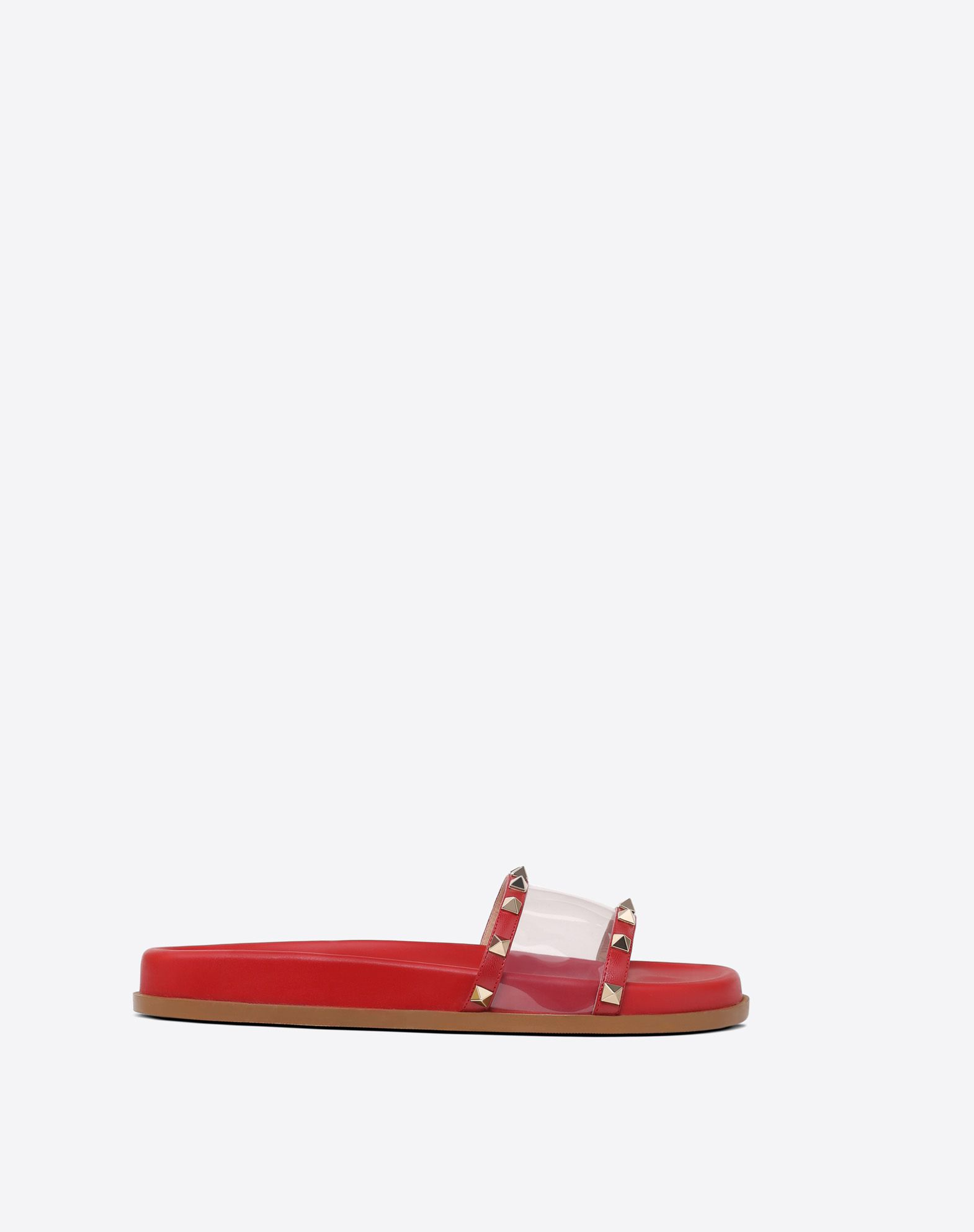 Cheap Official Site Websites Sale Online Valentino See Through Sliders Sneakernews For Sale Cheap Prices Reliable Iw2wN1Xw