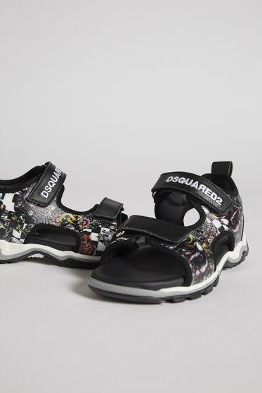 DSQUARED2 Sandal Man 54193MNKV1 m