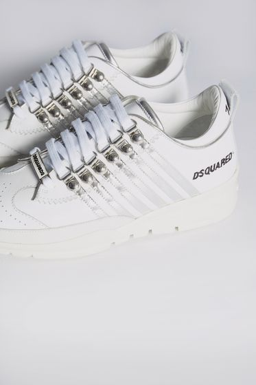 DSQUARED2 Sneaker Woman SNW000713140068M241 m